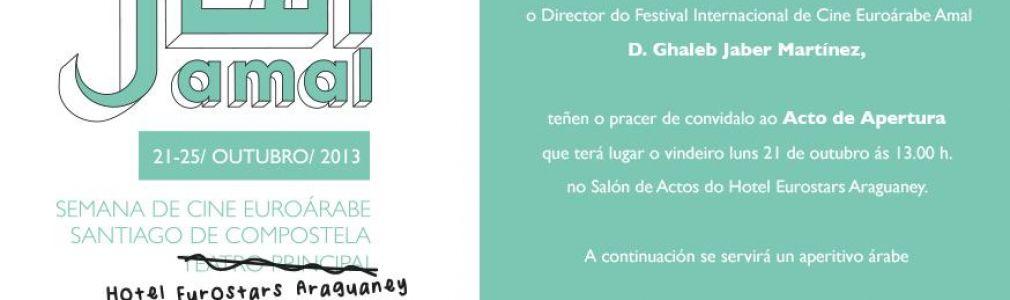 Semana de Cine Euroárabe Amal 2013
