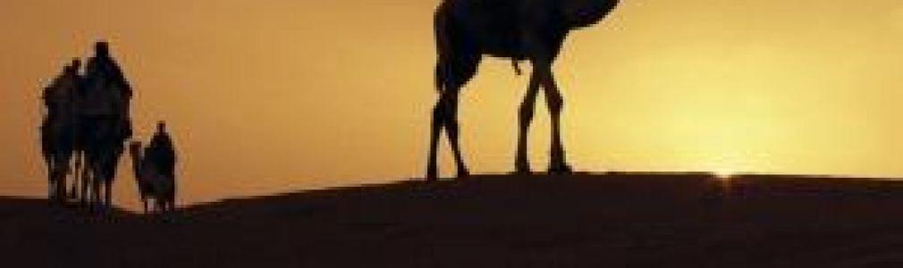 Ciclo 'Espejos en el Sahara': 'Hijos de la nube. La última colonia'