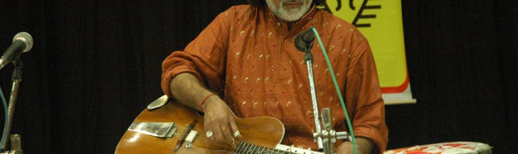 VI Festival de Músicas Contemplativas: Vishwa Mohan Bhatt & Divana Ensemble