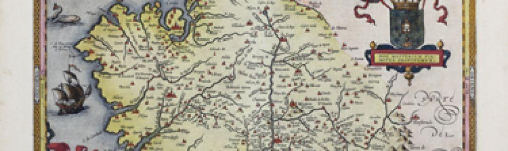 'Cartografía Antigua de Galicia'