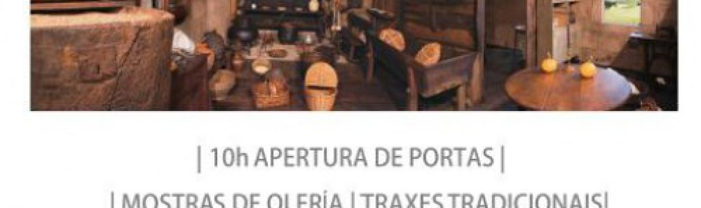 Jornadas de Puertas Abiertas en el Museo Etnográfico Fundación Sotelo Blanco