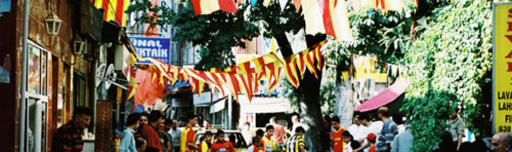 Ciclo 'Cinema galego': 'Galatasaray-Depor'