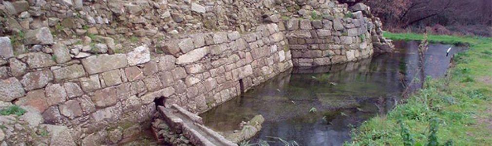 Presentación del libro 'Herdeiros pola forza' y visita al Castillo de la Rocha Forte