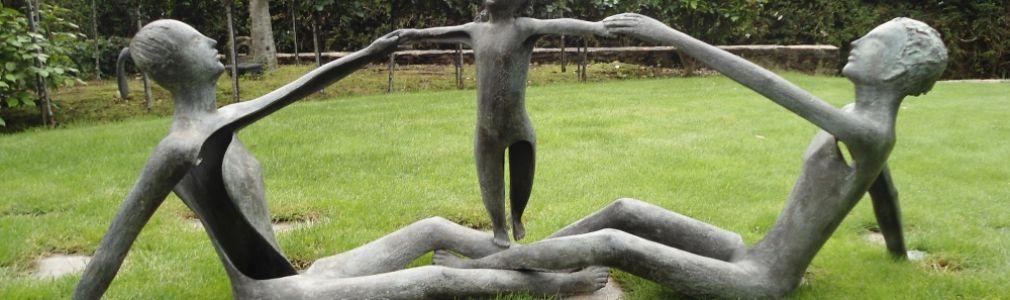 Exposición del escultor Buciños