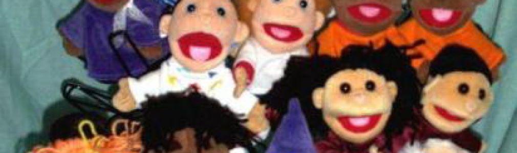 Taller infantil de marionetas