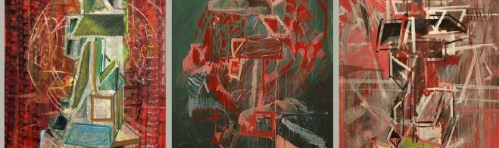 Manu Muniategiandikoetxea: 'Rotación, sección e pintado NO21'