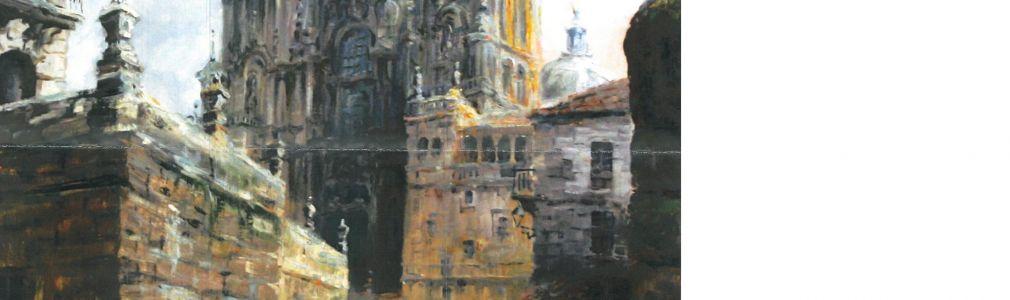 'Primera colección de Modesto Paz sobre la Catedral'