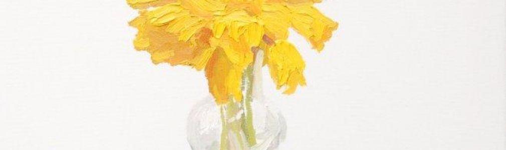 Ignacio Pérez-Jofre: 'Cuadros de flores'