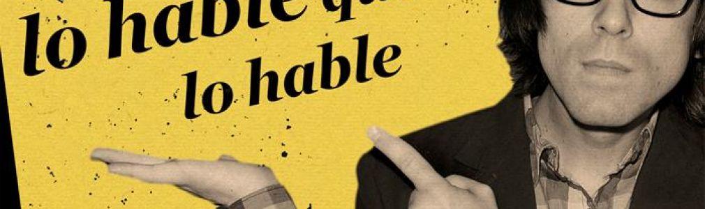 Luis Piedrahita: 'El castellano es un idioma loable, lo hable quien lo hable'