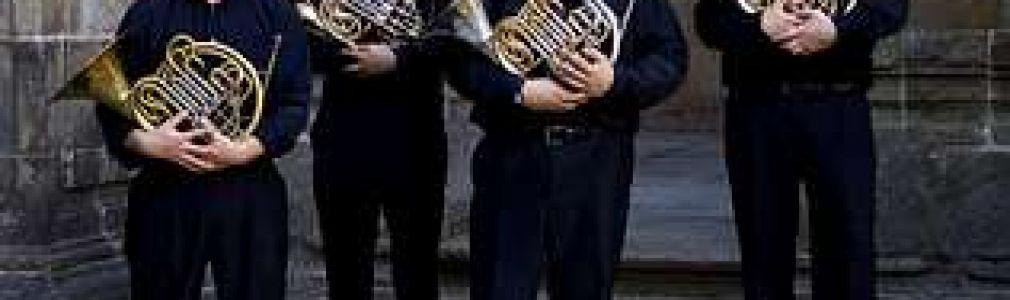 Ciclo 'Música de Cámara': Filhartrompía Quartet