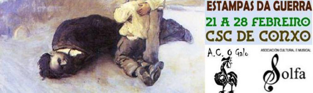 Mesa redonda 'Acercamiento a la figura de Afonso R. Castelao'