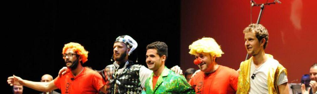 Ciclo 'Cultura no Camiño': Odaiko Percussion Group