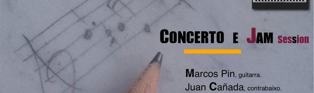 Concierto de Marcos Pin Trío