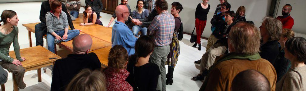 Festival de danza 'De cuerpo en lugar. Artes vivas en el museo'