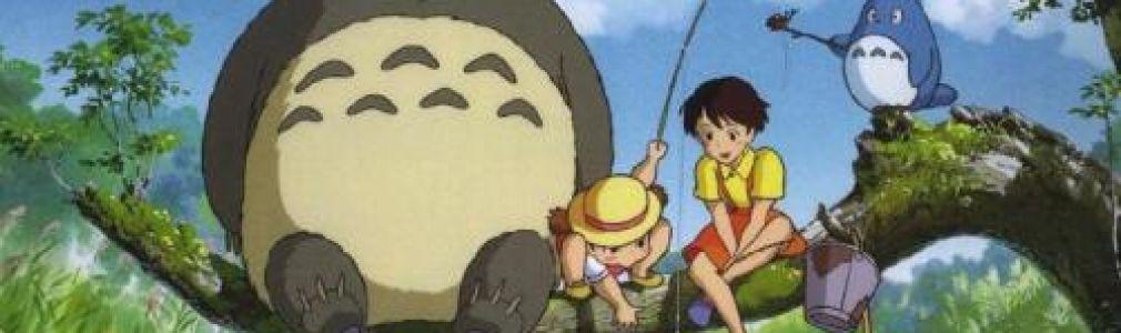 Ciclo de cine infantil 'Mundos paralelos': 'Mi vecino Totoro'
