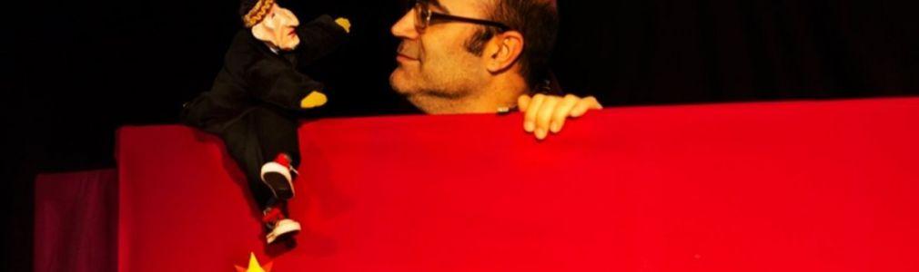 'Carapuchiña vermella ou O conto do lobo' en el 'Festival de Navidad SGAE'