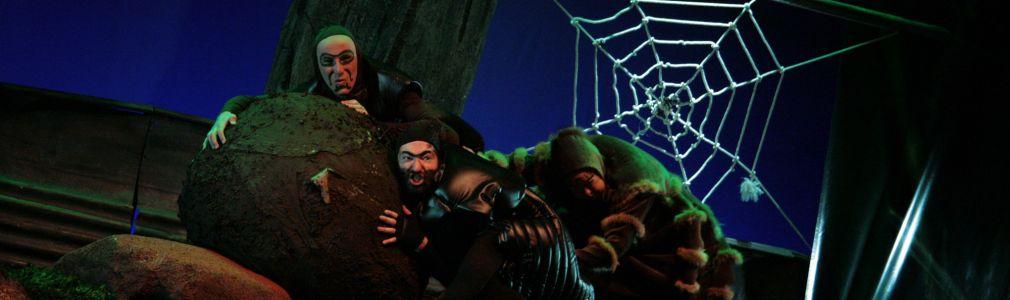 X Mostra de Teatro Infantil de Nadal: 'Bicharada'
