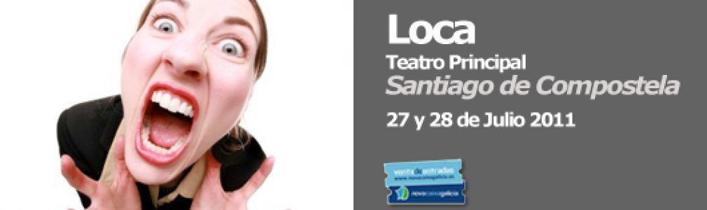 Compañía de Blanca Marsillach: 'Loca'