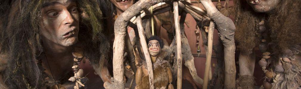 X Mostra de Teatro Infantil de Nadal: 'Trogloditas'