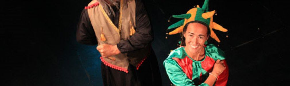 Pinga Teatro: 'O bufón do reino'