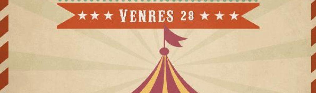 Fiesta de Carnaval en la Casa das Crechas
