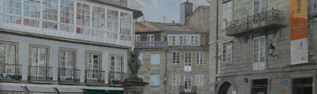 Stefano Cicala: 'Santiago en perspectiva'