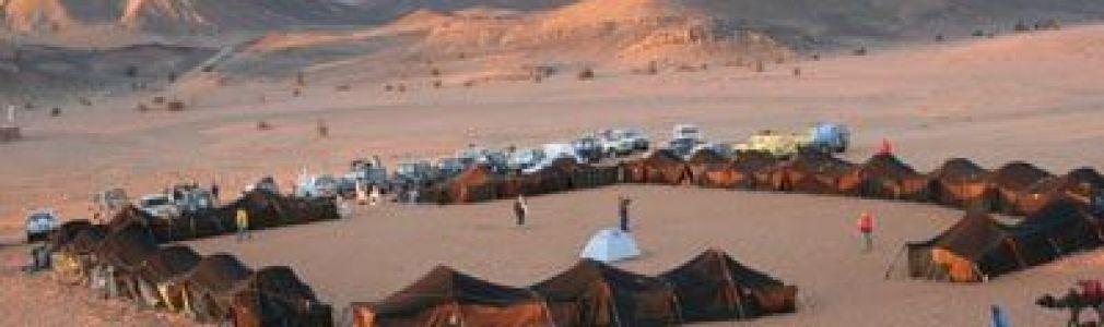 Festival dos Abrazos: Bivouac bereber