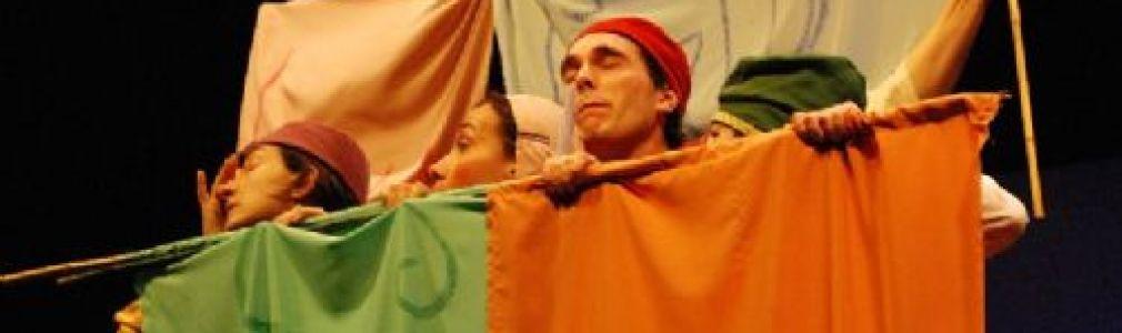Sarabela Teatro: 'Cristovo e o libro das marabillas'