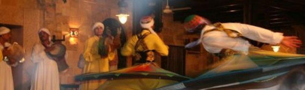 Festival dos Abrazos: Los Derviches de El Cairo