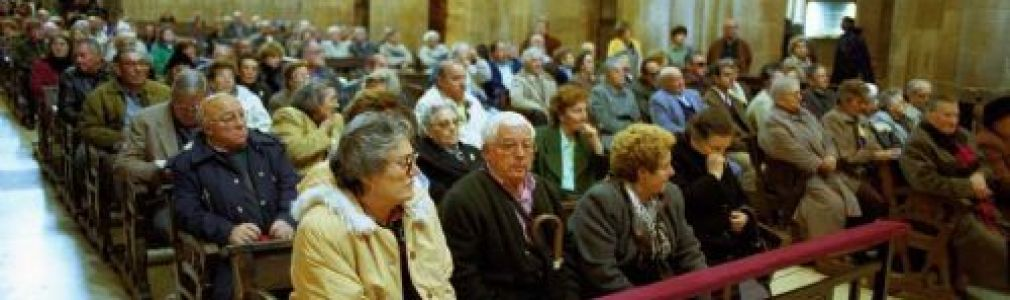Semana Santa 2009: Santa Misa Estacional