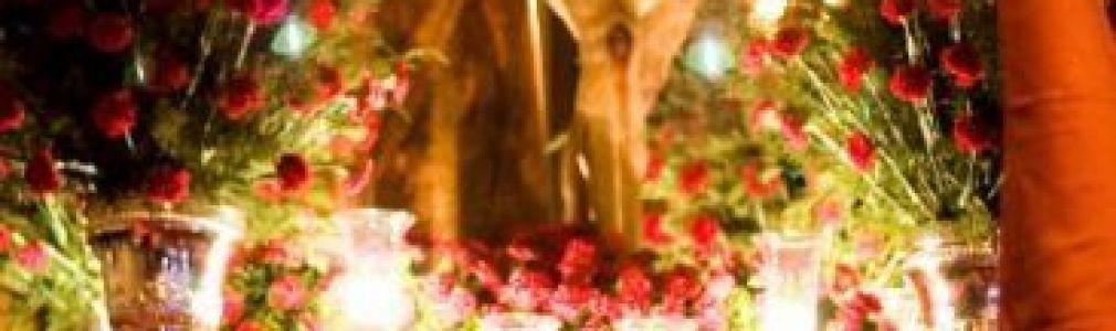 Semana Santa 2009: Procesión de Jesús Flagelado