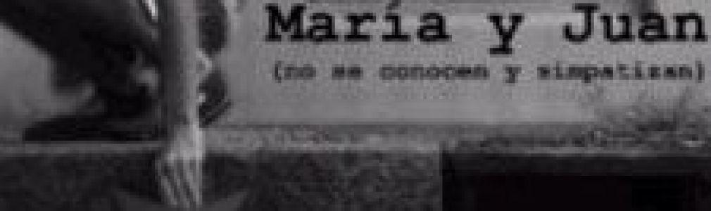 Cineuropa 2006: 'María y Juan'