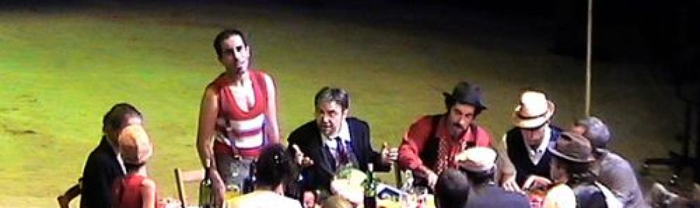 Festival En Pé de Pedra: Matarile Teatro
