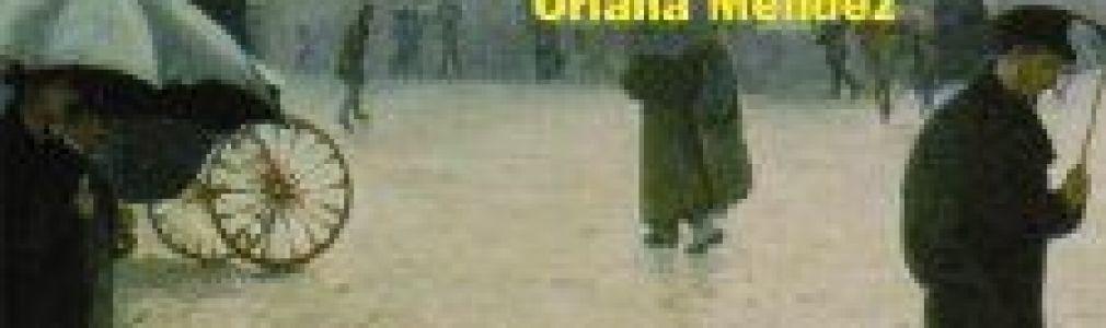 Oriana Méndez: 'Derradeiras conversas co Capitán Kraft'
