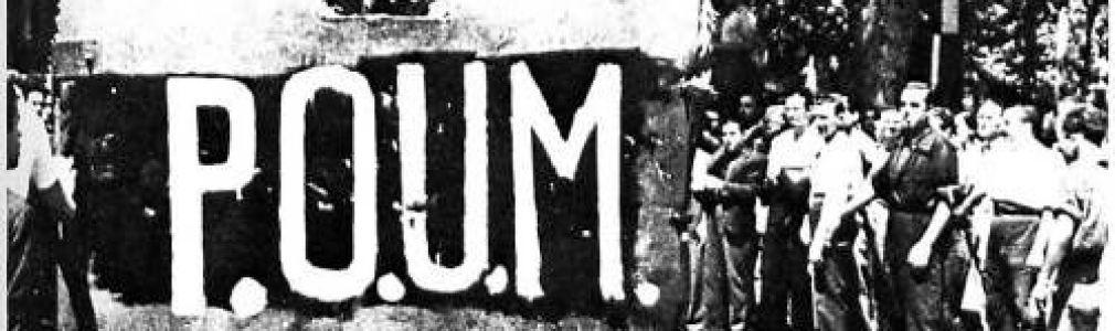 'El POUM: un partido para la revolución'