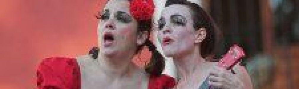 'Festiclown 2007': 'Bienvenidos al cielo'