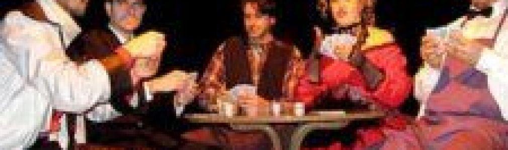 Teatro Ullán: 'Unha de vaqueiros'