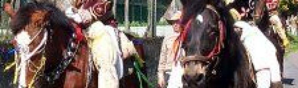 Carnaval en Aríns: 'Os Xenerais'