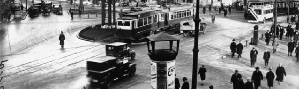 Ciclo 'Berlín, historia dun século': 'Berlín, sinfonía de una gran ciudad'