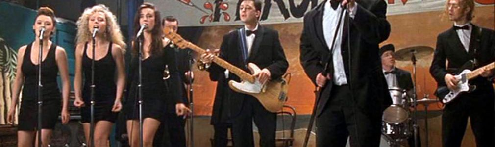 Ciclo 'Música en Imaxes': 'The commitments'