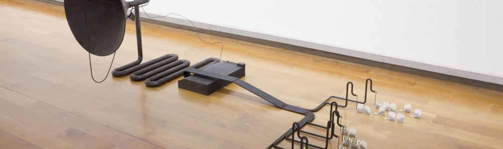 Visita guiada a la exposición 'Pieza de esquina y otros espacios en conflicto'