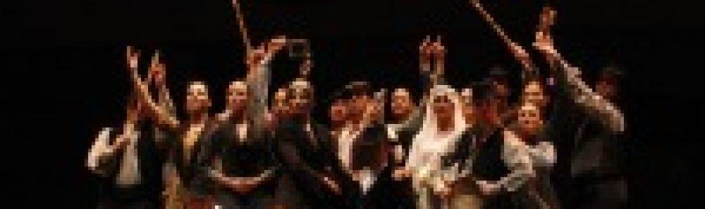 Compañía de Antonio Gades: 'Bodas de sangre' + 'Suite Flamenca'