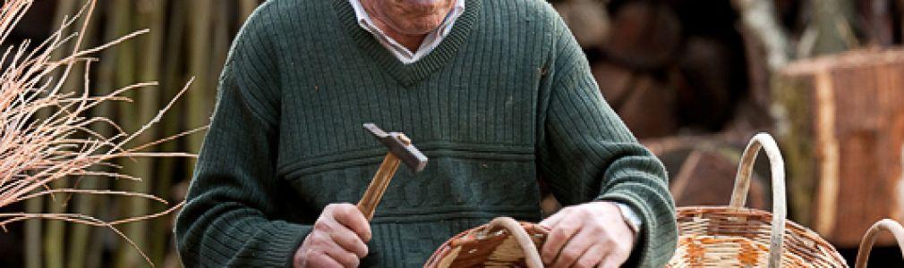 Cestería tradicional José Luis Chorén 2