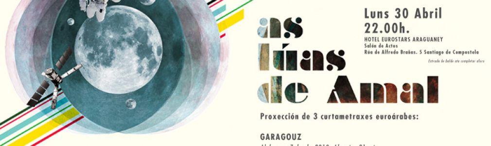 Ciclo 'Las lunas de Amal 2012': Programa de cortometrajes