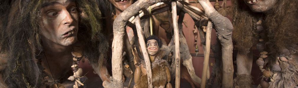 Tanxarina Teatro: 'Trogloditas'