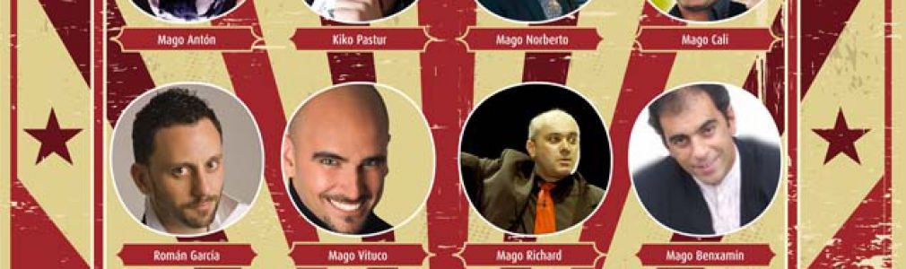 Festival 'Noviembre mágico': Javier Muro