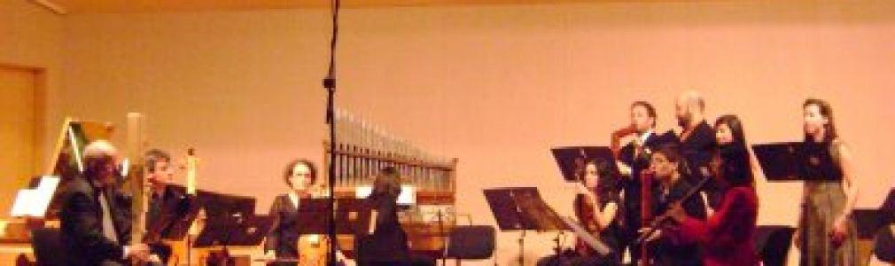 'Compostela Organum Festival': Música Doméstica