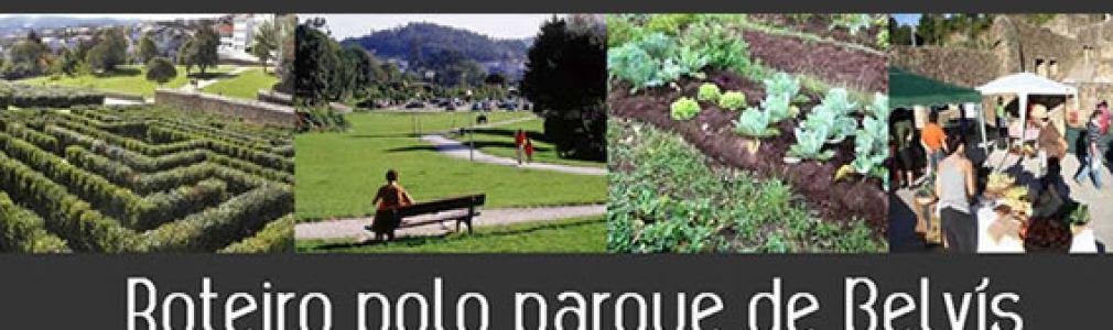 Visita guiada interpretativa por el parque de Belvís