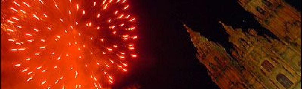 Apóstol 2014: Fuegos fin de fiesta