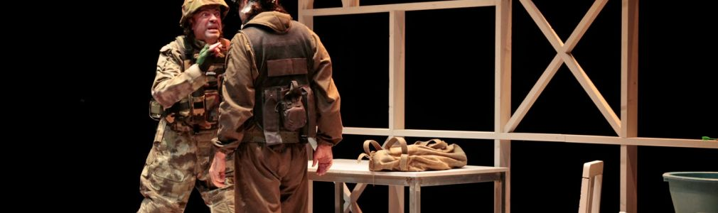 Companhia de Teatro de Braga: 'Sabe deus pintar o diabo'